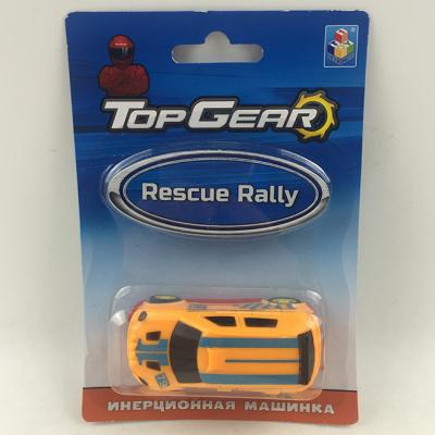 Машина инерц. Т10319 Top Gear Rescue Ral
