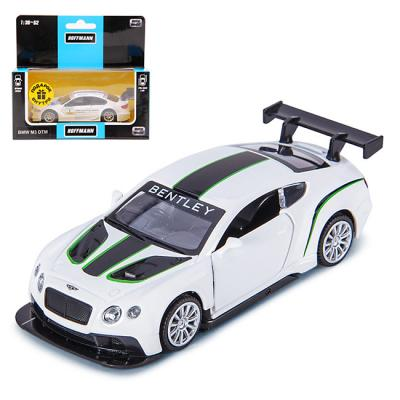 Модель Bentley Continental GT3 1:43 5801