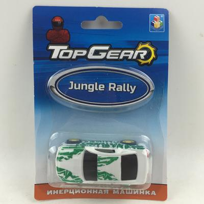 Машина инерц. Т10325 Top Gear Jungle Ral