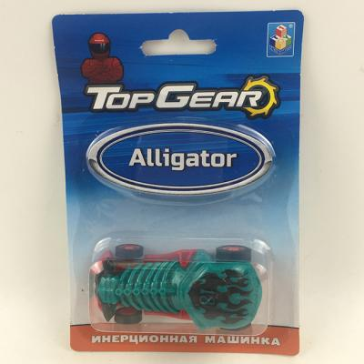 Машина инерц. Т10332 Top Gear Alligator