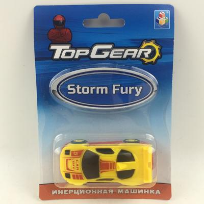Машина инерц. Т10316 Top Gear Storm Fury